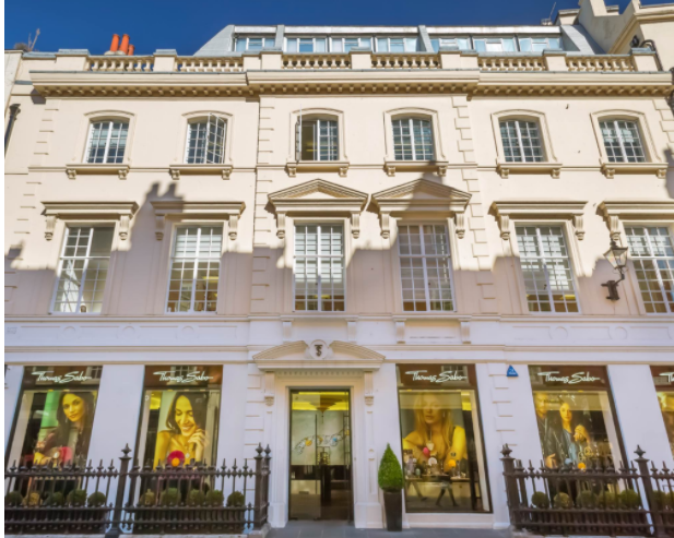 South Molton St & 32 Brook St, Mayfair, W1- Mixed Use