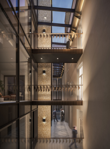 75 Grosvenor Street, W1- Office Spaces to Let