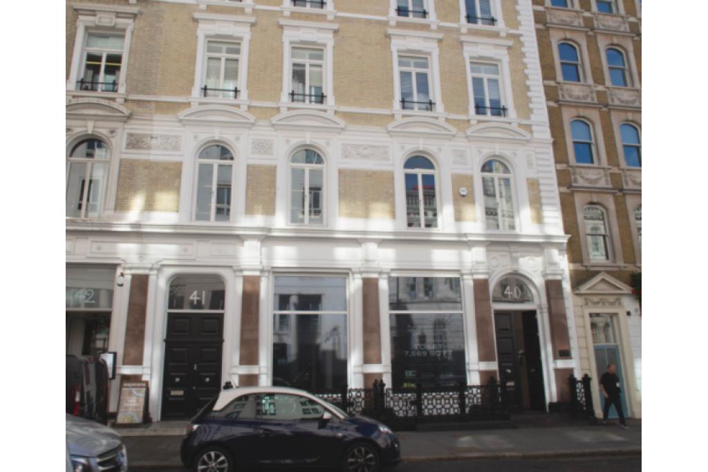 40-41 Great Marlborough Street, Soho, W1 Mixed Use