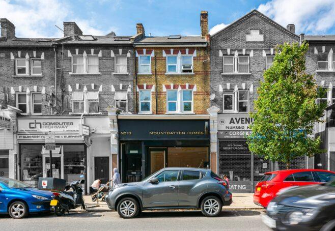 13 The Avenue, Ealing, London W13 8JR